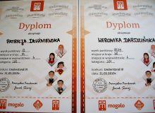 Wyróżnieni w konkursie języka angielskiego