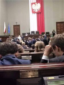 Czytaj więcej: Obrady XXIV Sesji Sejmu Dzieci i Młodzieży